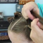 Bow Tails _ Short Hairstyles _ Cute Girls Hairstyles_HD720 14