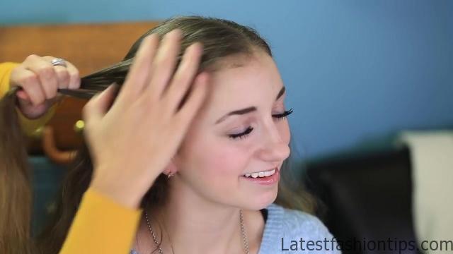 Braid Flip Combo _ Easy Hairstyles_HD720 05