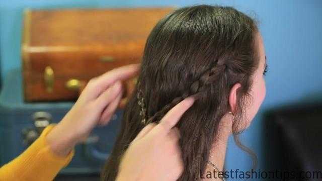 Braid Flip Combo _ Easy Hairstyles_HD720 07