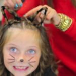 Braided Cat Ears _ Halloween Hairstyles _ Cute Girls Hairstyles_HD720 11