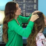 Braided Half Up _ Hairstyles for Prom_HD720 05