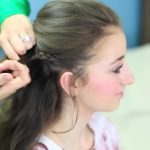 Braided Half Up _ Hairstyles for Prom_HD720 15