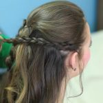Braided Half Up _ Hairstyles for Prom_HD720 16
