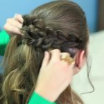 Braided Half Up _ Hairstyles for Prom_HD720 19