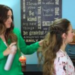 Braided Half Up _ Hairstyles for Prom_HD720 21