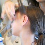 Braided Headband into Rose _ Long Hair _ Cute Girls Hairstyles_HD720 05