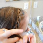 Braided Headband into Rose _ Long Hair _ Cute Girls Hairstyles_HD720 09
