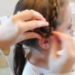 Braided Headband into Rose _ Long Hair _ Cute Girls Hairstyles_HD720 13