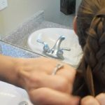 Braided-Over Ponytail _ Cute Girls Hairstyles_HD720 11