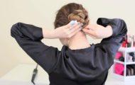 Braided Updo Inspired by Nicole Kidman's Oscars Updo_HD720 11