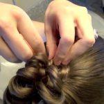 Cage Braid Ponytail _ Popular Braids _ Cute Girls Hairstyles_HD720 15