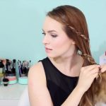 Carrousel Braid the Easy Way! _ FebuHairy Day 11_HD720 7
