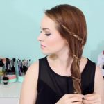 Carrousel Braid the Easy Way! _ FebuHairy Day 11_HD720 8