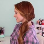 Celtic Braid and 3 Ways to Style It!_HD720 03