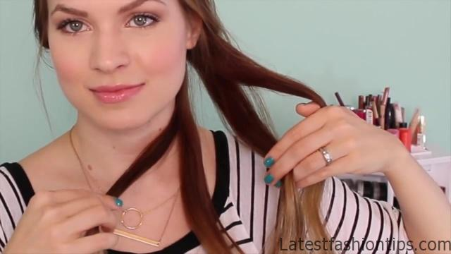 Celtic Braid and 3 Ways to Style It!_HD720 04