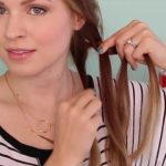 Celtic Braid and 3 Ways to Style It!_HD720 05