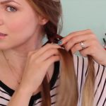 Celtic Braid and 3 Ways to Style It!_HD720 06