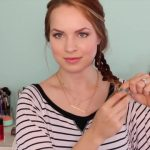 Celtic Braid and 3 Ways to Style It!_HD720 07