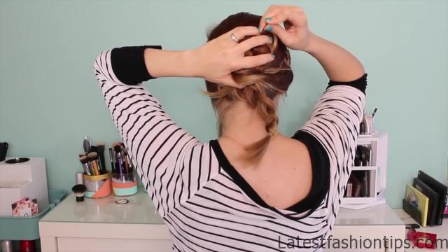 Celtic Braid and 3 Ways to Style It!_HD720 13
