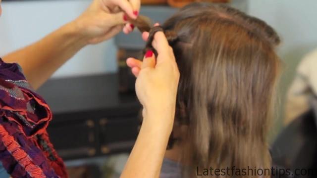 Cocoon Curls _ Easy No-Heat Curls _ Cute Girls Hairstyles_HD720 18