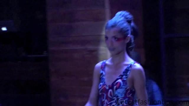 Come Backstage with Me and SexyHair at Indashio Spring_Summer 2013!_HD720 02