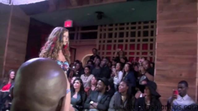 Come Backstage with Me and SexyHair at Indashio Spring_Summer 2013!_HD720 12