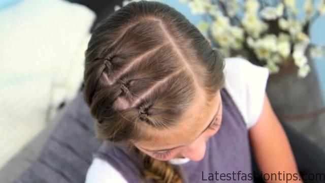 Corner Flip-Under Accents _ Hairstyles for All Ages_HD720 15
