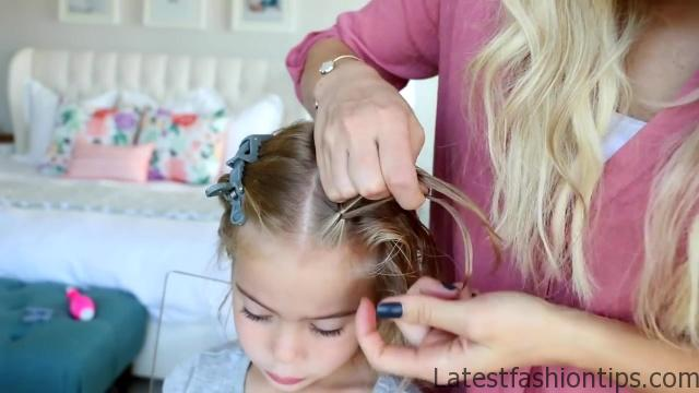 Criss-Cross Pigtails _ Toddler Hairstyles _ Cute Girls Hairstyles_HD720 06