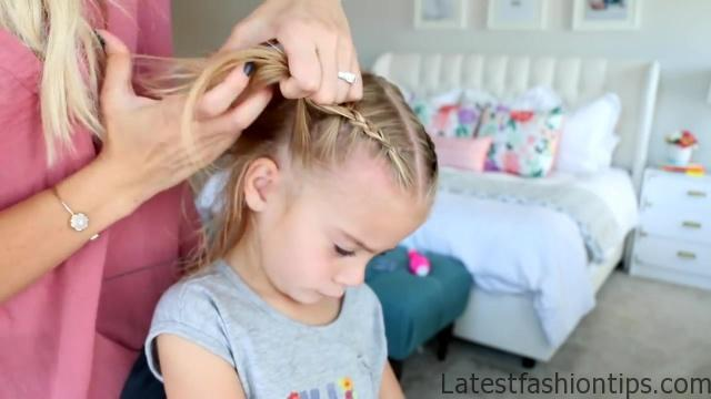 Criss-Cross Pigtails _ Toddler Hairstyles _ Cute Girls Hairstyles_HD720 08