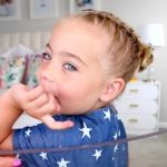 Crown Braid _ Toddler Hairstyle _ Cute Girls Hairstyles_HD720 12