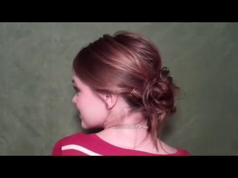 Cute Hair in 5 Minutes - Inspired by Juliet on Gossip Girl_360P 10