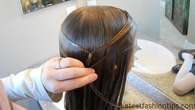 Cute Layered Ponytail _ Teen Hairstyles _ Cute Girls Hairstyles_HD720 07