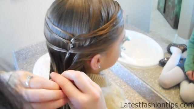 Cute Layered Ponytail _ Teen Hairstyles _ Cute Girls Hairstyles_HD720 11
