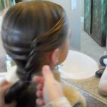 Cute Layered Ponytail _ Teen Hairstyles _ Cute Girls Hairstyles_HD720 14