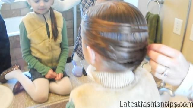 Cute Layered Ponytail _ Teen Hairstyles _ Cute Girls Hairstyles_HD720 15