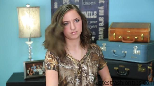 DIY Dutch Accent Ponytail _ Cute Girls Hairstyles_HD720 12
