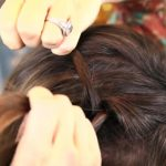 DIY Dutch Waterfall Braid _ Cute Girls Hairstyles_HD720 06