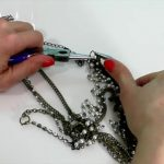DIY Hair Chain _ Sunday Fun Day_HD720 14