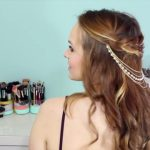DIY Hair Chain _ Sunday Fun Day_HD720 19