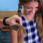 Dad Teaches How to Create Pippi Longstocking Braids_HD720 12