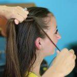 Diagonal French Loop Braid _ Braided Hairstyles_HD720 05