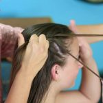 Diagonal French Loop Braid _ Braided Hairstyles_HD720 06