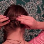 Diana Agron inspired Valentine's Updo_HD720 12