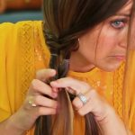 Double Bubble Fishtail Braid _ Cute Girls Hairstyles_HD720 10