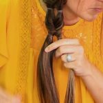 Double Bubble Fishtail Braid _ Cute Girls Hairstyles_HD720 11