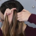 Double Dutch Half Up _ Cute Girls Hairstyles_HD720 6