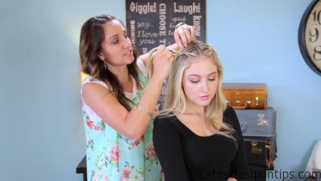 Double Dutch Lace Braids _ Back-to-School Hairstyles_HD720 08