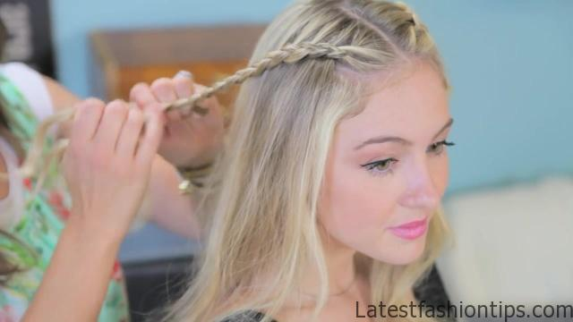 Double Dutch Lace Braids _ Back-to-School Hairstyles_HD720 09