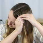 Double Dutch Side Braid _ DIY _ Back to School Hairstyle _ Cute Girls Hairstyles_HD720 04