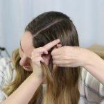 Double Dutch Side Braid _ DIY _ Back to School Hairstyle _ Cute Girls Hairstyles_HD720 05